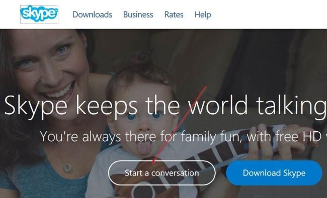 Cách sử dụng Skype mà không cần tài khoản