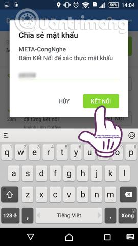 Truy cập WiFi miễn phí với ứng dụng ZiPi Android