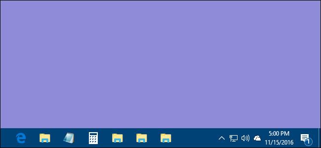 Hướng dẫn ghim thư mục vào Windows Taskbar