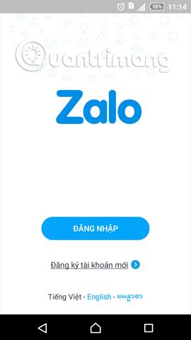 Hướng dẫn cách khắc phục lỗi 647 trên ứng dụng Zalo