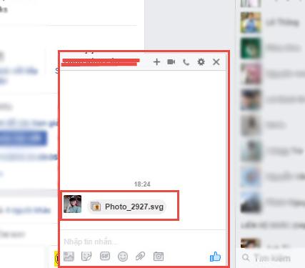 Cách ngăn chặn hình ảnh .SVG chứa mã độc mới trên Facebook