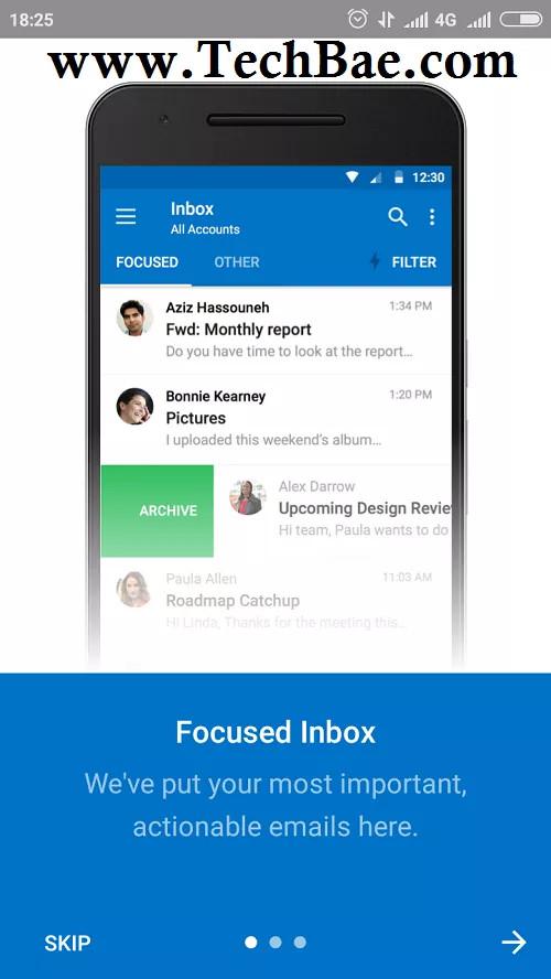 """Lỗi Outlook 701: """"The Service is Currently Offline"""" trên thiết bị Android , đây là cách sửa lỗi"""