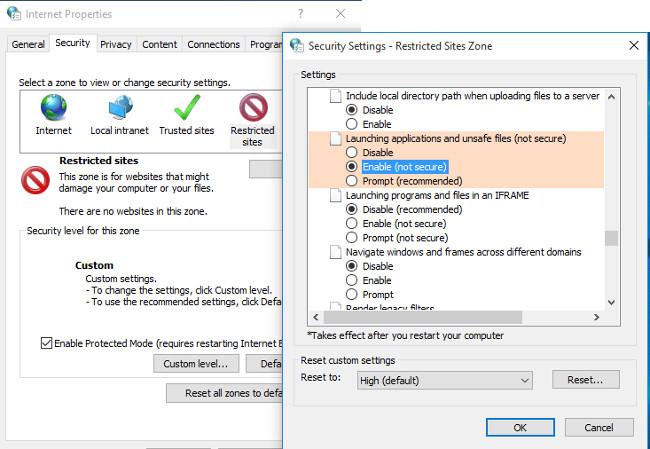 "Sửa lỗi ""These Files Can't Be Opened"" trên Windows 10 / 8.1 /7"