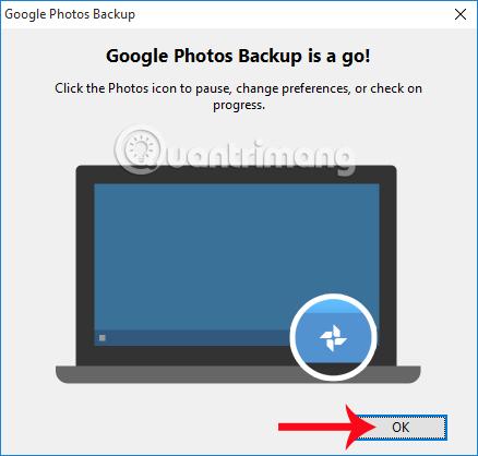 Hướng dẫn sử dụng Google Photos trên Windows 10