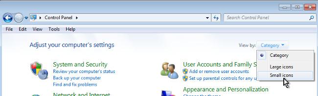 Các bước xóa bỏ phần mềm độc hại 9o0gle . com
