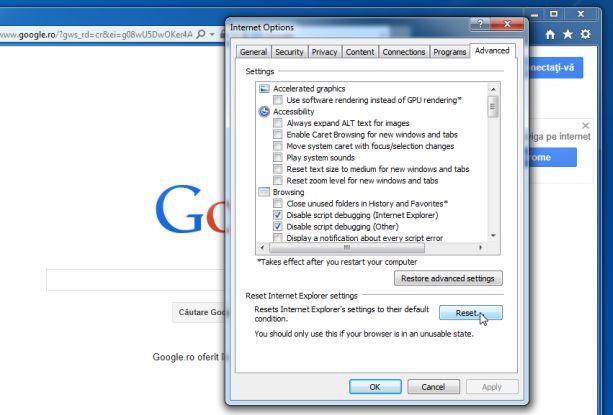 Làm thế nào để gỡ bỏ tận gốc Babylon Toolbar trên trình duyệt IE, Chrome và Firefox?