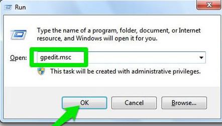 Cách để truy cập Windows Group Policy Editor