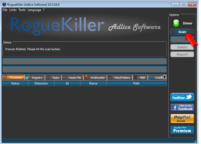 """Cách gỡ bỏ toolbar """"FindYourMaps"""" trên trình duyệt Internet Explorer, Chrome và Firefox"""