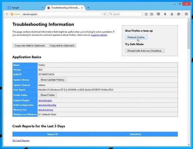 Loại bỏ tận gốc chuyển hướng Search . myprivacyswitch . com trên các trình duyệt