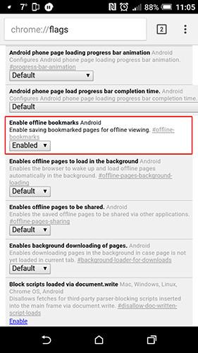 4 thủ thuật hữu ích cho trình duyệt Chrome trên Android