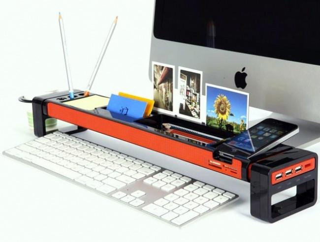 Cách sắp xếp bàn làm việc