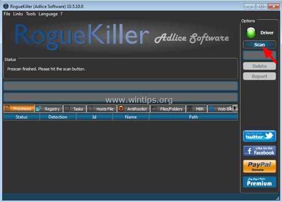 Gỡ bỏ tận gốc phần mềm quảng cáo Network Packet Analyzer