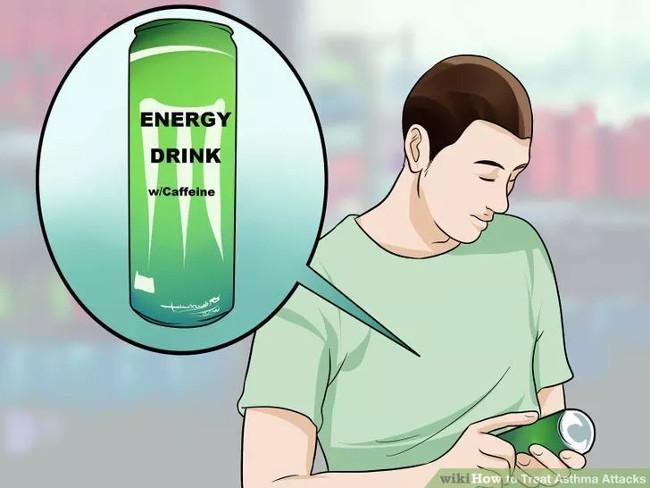 Tìm thức uống có caffeine