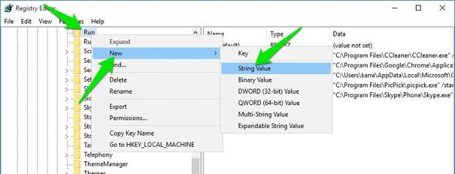 Làm thế nào để quản lý các chương trình khởi động cùng Windows?