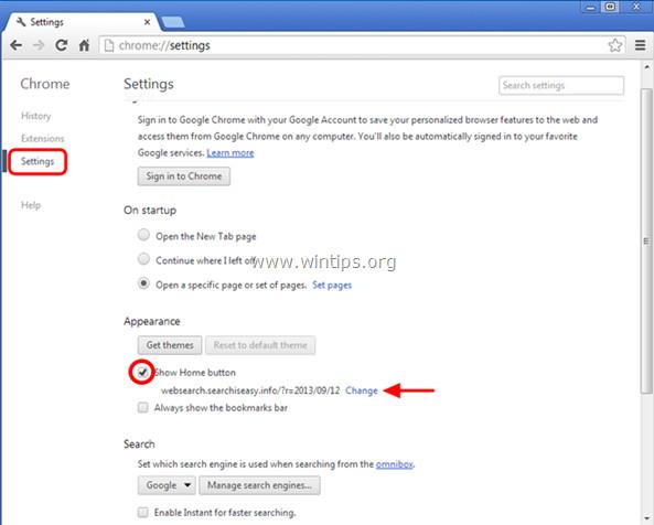 Hướng dẫn gỡ bỏ MyStartSearch trên tất cả các trình duyệt