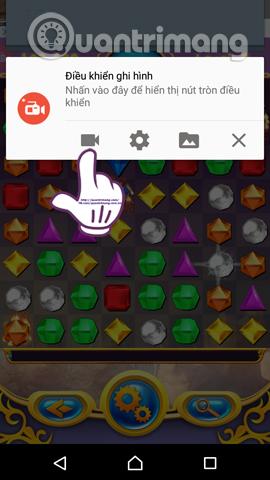 Hướng dẫn quay video màn hình Android bằng A-Z Screen Recorder