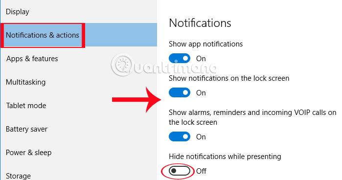 Hướng dẫn tắt hoặc thay đổi âm thanh thông báo Windows 10
