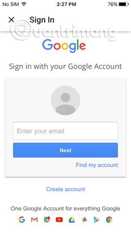 Hướng dẫn thu hồi email đã gửi trên Gmail iPhone/iPad