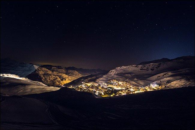 Cách chụp ảnh ban đêm đẹp, không bị nhòe