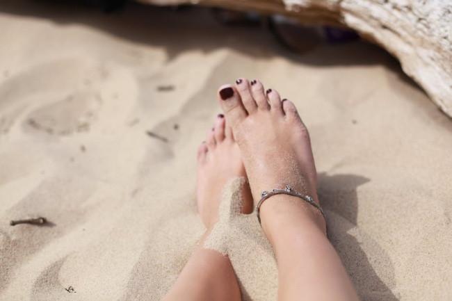 Giảm đau nhức cho bàn chân