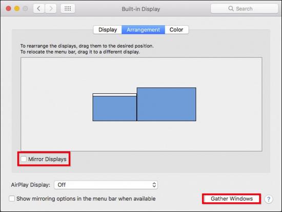 Hướng dẫn kết nối hai màn hình trên MacBook