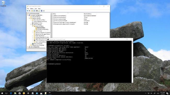 """3 cách để """"buộc"""" người dùng thay đổi mật khẩu theo định kỳ trên Windows 10"""