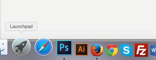 Cách sử dụng Launchpad trên macOS Sierra