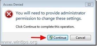Các bước gỡ bỏ trang Hao123 . com