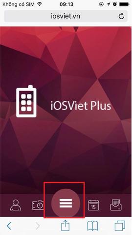 Tắt thông báo cập nhật hệ điều hành iOS