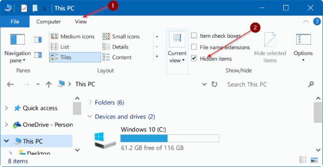 Đây là cách reset trình duyệt Edge về thiết lập mặc định ban đầu trên Windows 10