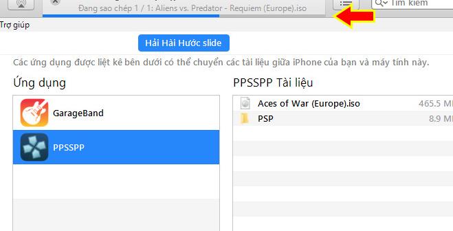 Hướng dẫn cài đặt PPSSPP trên iPhone/iPad không Jailbreak