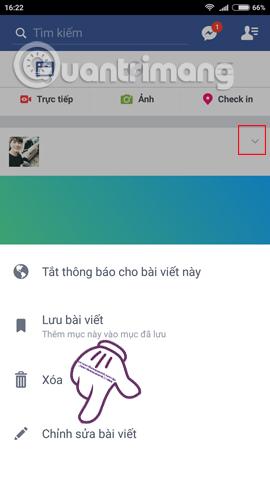 Cách đăng status màu sắc trên Facebook máy tính
