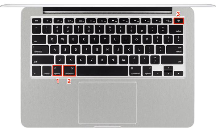 Các cách sử dụng nút Eject trên Macbook