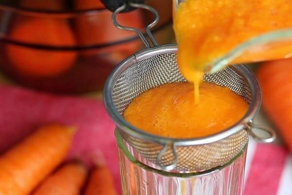 Xay cà rốt