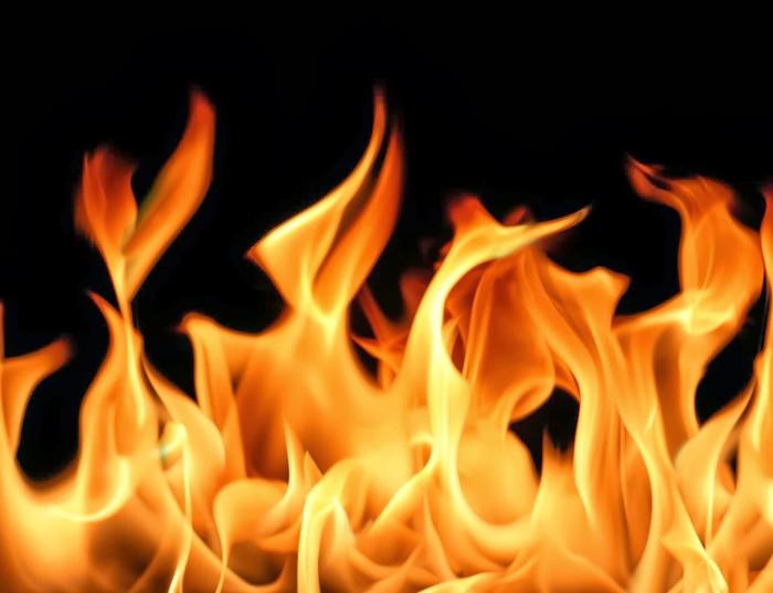 Không cho lửa, nước đầu năm