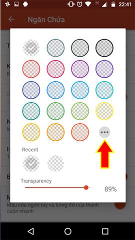 Hướng dẫn cài theme Cương Tiểu Ngư cho Android