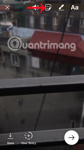 Hướng dẫn quay video Giáng sinh trên Instagram