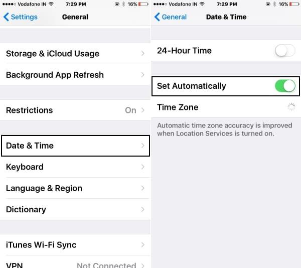 FaceTime trên iPhone 7 và iPhone 7 Plus không hoạt động, đây là cách sửa lỗi