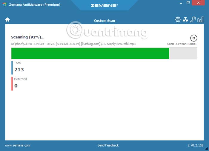 Cách diệt Malware bằng phần mềm Zemana AntiMalware hiệu quả