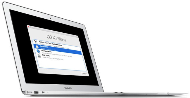 Sửa lỗi Mac bị treo trong quá trình cập nhật macOS