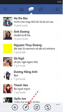 Những thủ thuật Facebook trên Windows Phone bạn không nên bỏ qua