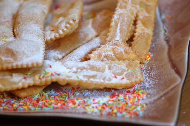 Các loại bánh thường có trong thực đơn đàu năm mới