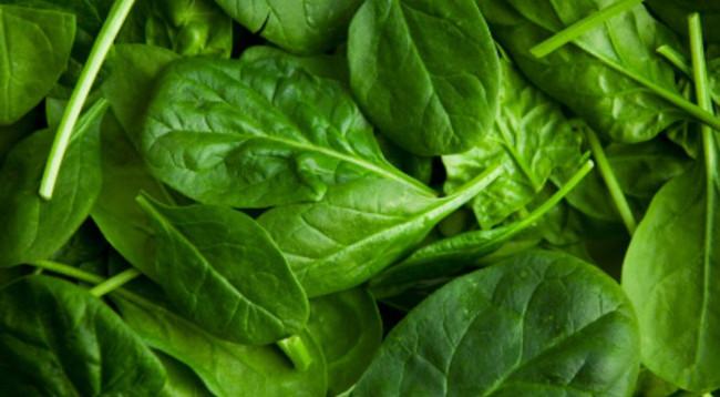 Rau xanh là món ăn đầu năm của nhiều quốc gia