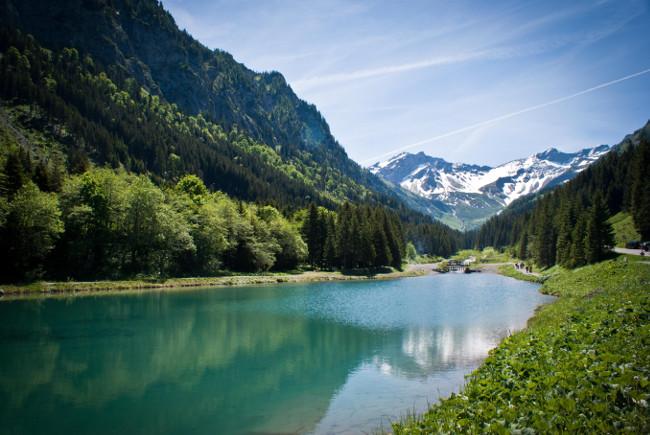 Liechtenstein - 160km2