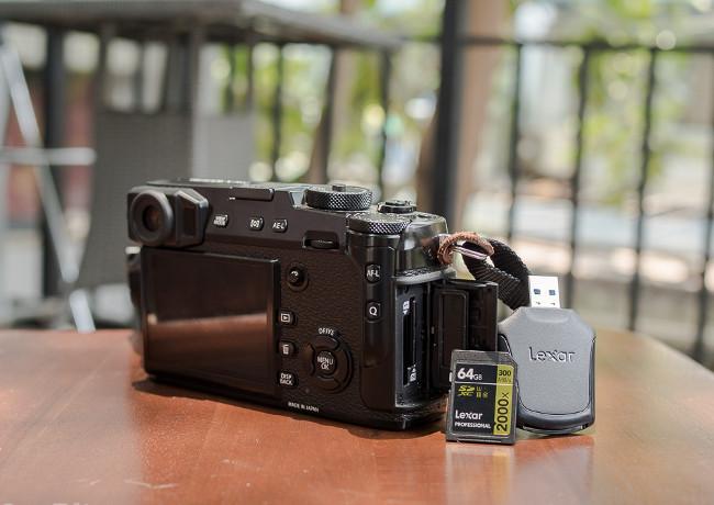 Một số lưu ý khi dùng thẻ nhớ để bảo vệ dữ liệu và máy ảnh của bạn