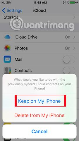 Cách xóa danh bạ trùng lặp trên iPhone bằng 3uTools