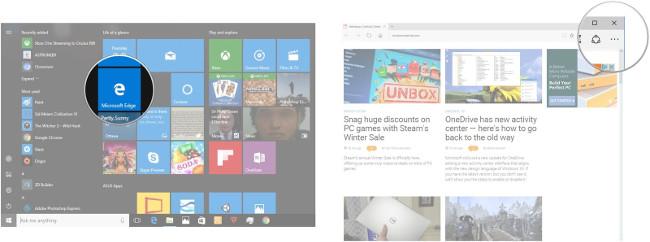 Các bước thay đổi tùy chọn Download trên trình duyệt Edge Windows 10