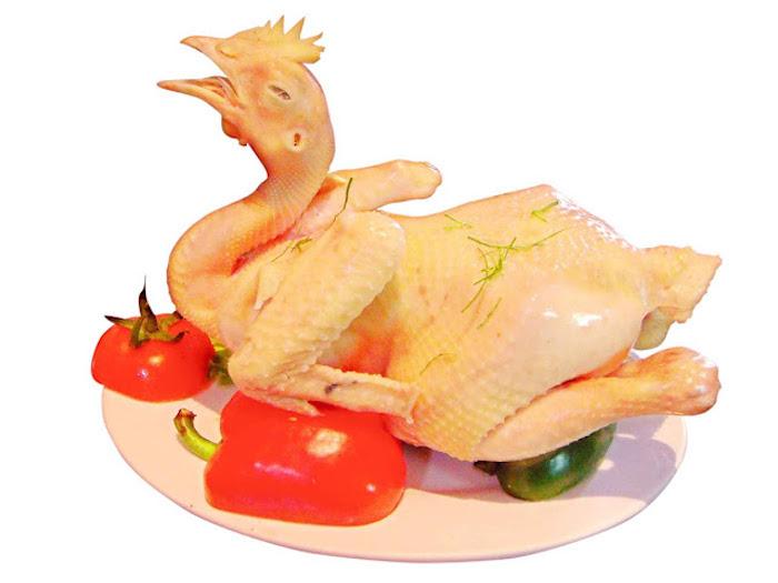 Choose cozy chicken