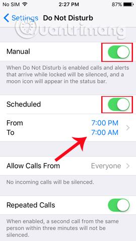Làm sao để chặn cuộc gọi làm phiền trên iPhone?