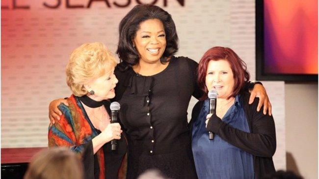 Oprah Winfrey: Luyện tập thiền định